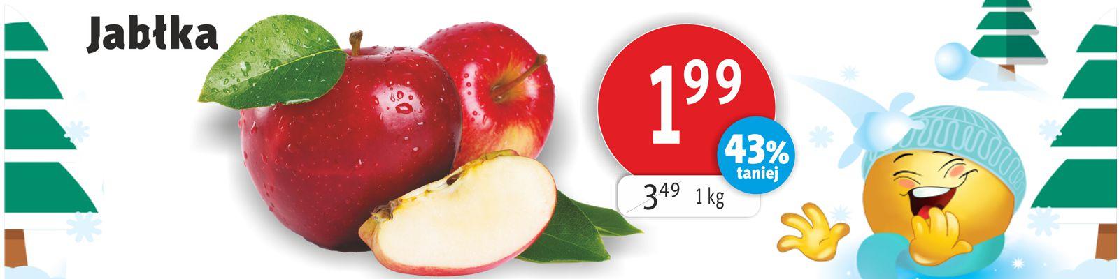 Jabłka 14-20.01