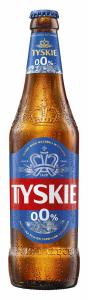 TYSKIE 0% butelka 500ml
