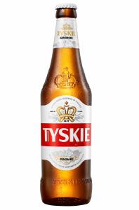 TYSKIE GRONIE butelka 500ml